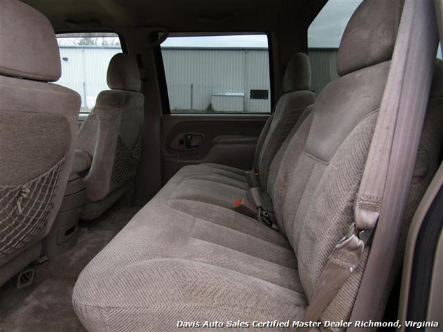 2000 GMC Sierra 2500 C K HD SLE Crew Cab Short Bed Classic Body Loaded - Photo 21 - Richmond, VA 23237