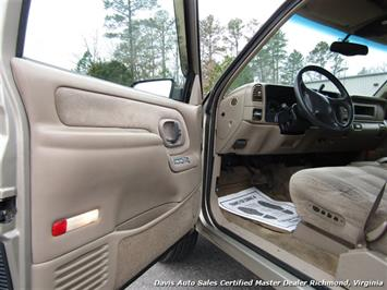2000 GMC Sierra 2500 C K HD SLE Crew Cab Short Bed Classic Body Loaded - Photo 5 - Richmond, VA 23237