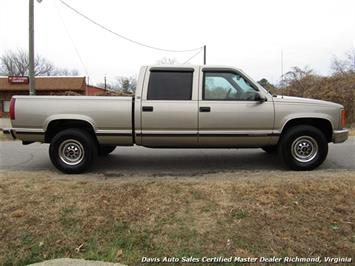 2000 GMC Sierra 2500 C K HD SLE Crew Cab Short Bed Classic Body Loaded - Photo 12 - Richmond, VA 23237