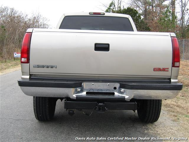 2000 GMC Sierra 2500 C K HD SLE Crew Cab Short Bed Classic Body Loaded - Photo 4 - Richmond, VA 23237