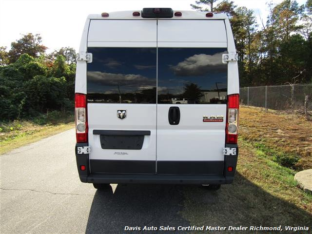 2015 Dodge Ram ProMaster Cargo 2500 159 WB High Top Roof Commercial Work Sprinter - Photo 4 - Richmond, VA 23237
