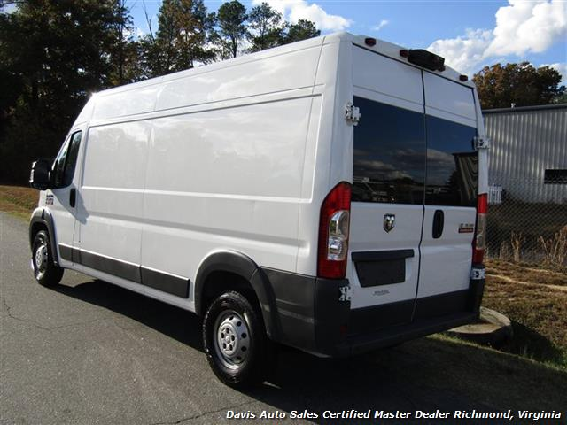 2015 Dodge Ram ProMaster Cargo 2500 159 WB High Top Roof Commercial Work Sprinter - Photo 3 - Richmond, VA 23237