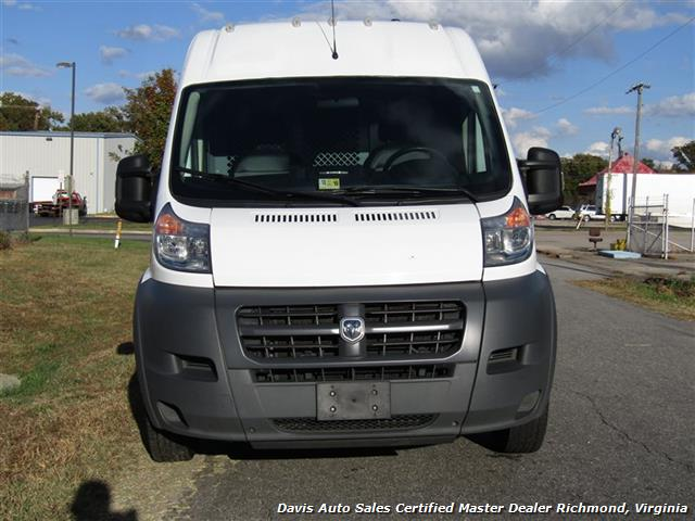 2015 Dodge Ram ProMaster Cargo 2500 159 WB High Top Roof Commercial Work Sprinter - Photo 14 - Richmond, VA 23237