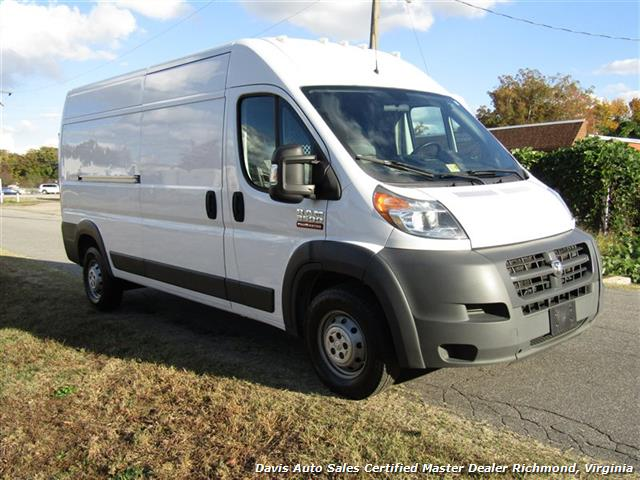 2015 Dodge Ram ProMaster Cargo 2500 159 WB High Top Roof Commercial Work Sprinter - Photo 13 - Richmond, VA 23237