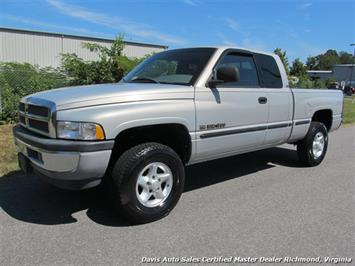 1999 Dodge Ram 1500 Laramie SLT 4X4 Quad Cab Short Bed Truck