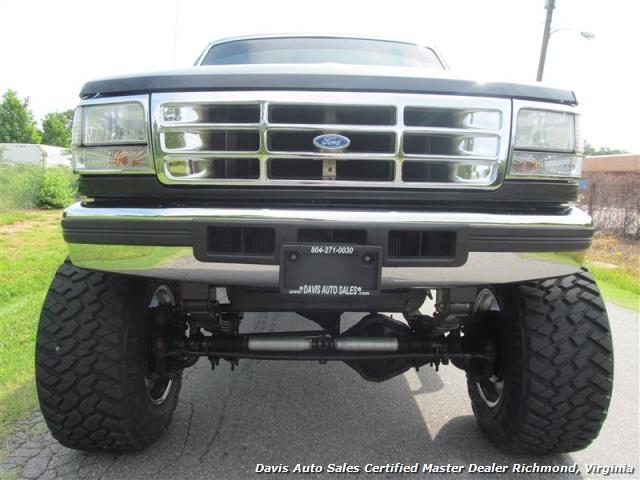 Ford F   Powerstrokesel Lifted X Extended Cab Photo
