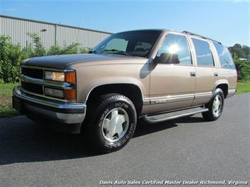 1996 Chevrolet Tahoe LT 4X4 Fully Loaded SUV