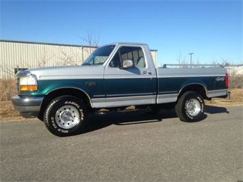 1996 Ford F-150 XLT Truck