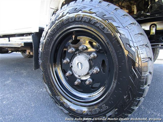 2006 GMC Topkick Kodiak C K 5500 6.6 Duramax Diesel Lifted 4X4 Crew Cab Flat Bed HD - Photo 32 - Richmond, VA 23237