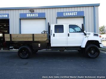 2006 GMC Topkick Kodiak C K 5500 6.6 Duramax Diesel Lifted 4X4 Crew Cab Flat Bed HD - Photo 29 - Richmond, VA 23237