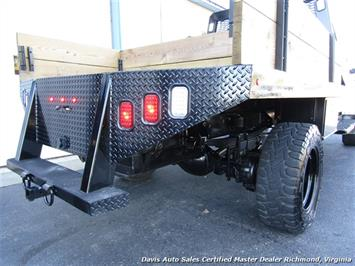 2006 GMC Topkick Kodiak C K 5500 6.6 Duramax Diesel Lifted 4X4 Crew Cab Flat Bed HD - Photo 18 - Richmond, VA 23237