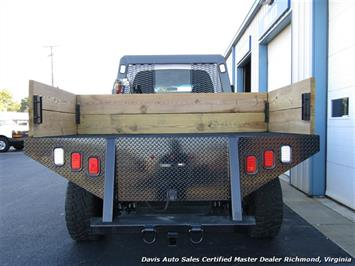 2006 GMC Topkick Kodiak C K 5500 6.6 Duramax Diesel Lifted 4X4 Crew Cab Flat Bed HD - Photo 3 - Richmond, VA 23237