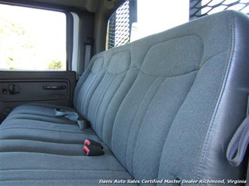 2006 GMC Topkick Kodiak C K 5500 6.6 Duramax Diesel Lifted 4X4 Crew Cab Flat Bed HD - Photo 8 - Richmond, VA 23237