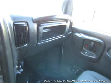 2006 GMC Topkick Kodiak C K 5500 6.6 Duramax Diesel Lifted 4X4 Crew Cab Flat Bed HD - Photo 25 - Richmond, VA 23237