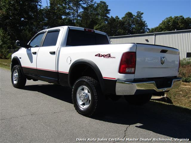 2010 Dodge Ram 2500 Power Wagon SLT 4X4 Crew Cab Short Bed HEMI 5.7 HD - Photo 3 - Richmond, VA 23237