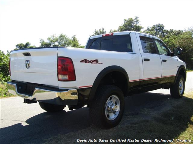 2010 Dodge Ram 2500 Power Wagon SLT 4X4 Crew Cab Short Bed HEMI 5.7 HD - Photo 11 - Richmond, VA 23237
