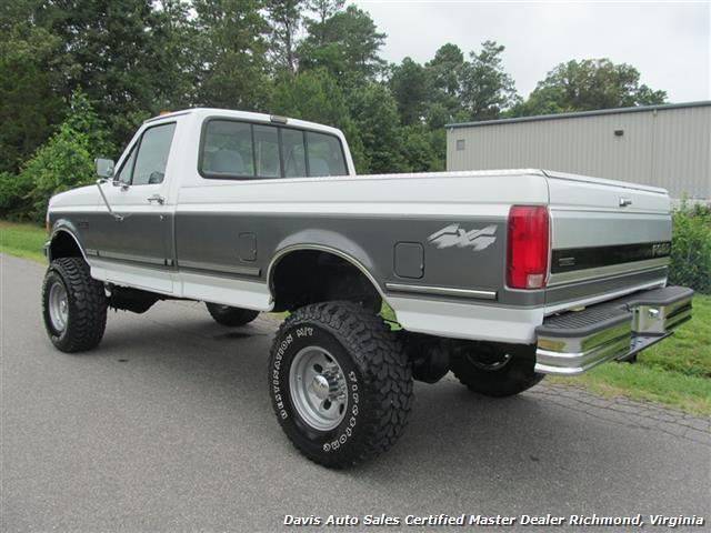 1993 ford f 350 xlt 7 3 manual 4x4 regular cab long bed