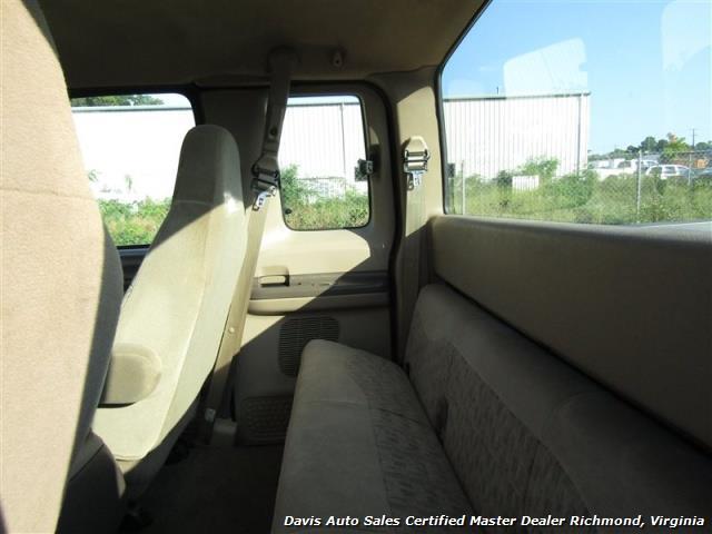 1999 Ford F-250 Super Duty XLT 7.3 Diesel 6 Speed Manual Quad Cab - Photo 21 - Richmond, VA 23237