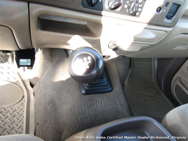 1999 Ford F-250 Super Duty XLT 7.3 Diesel 6 Speed Manual Quad Cab - Photo 7 - Richmond, VA 23237