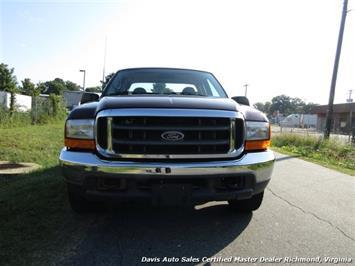 1999 Ford F-250 Super Duty XLT 7.3 Diesel 6 Speed Manual Quad Cab - Photo 11 - Richmond, VA 23237