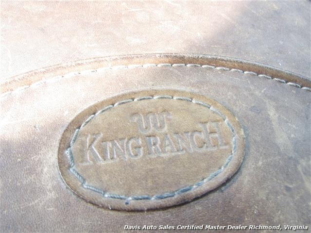 2004 Ford F-250 Super Duty King Ranch Diesel Lifted 4X4 FX4 - Photo 23 - Richmond, VA 23237
