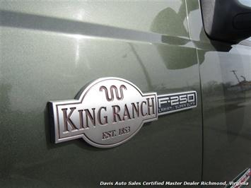 2004 Ford F-250 Super Duty King Ranch Diesel Lifted 4X4 FX4 - Photo 15 - Richmond, VA 23237