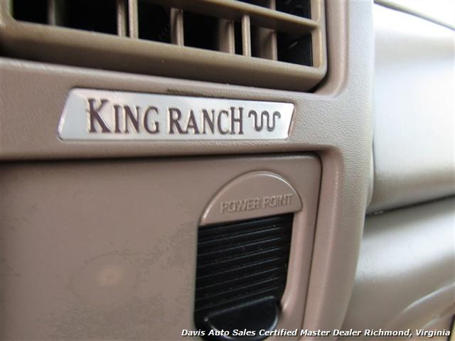 2004 Ford F-250 Super Duty King Ranch Diesel Lifted 4X4 FX4 - Photo 20 - Richmond, VA 23237