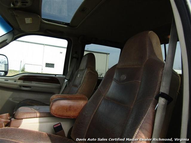 2004 Ford F-250 Super Duty King Ranch Diesel Lifted 4X4 FX4 - Photo 8 - Richmond, VA 23237