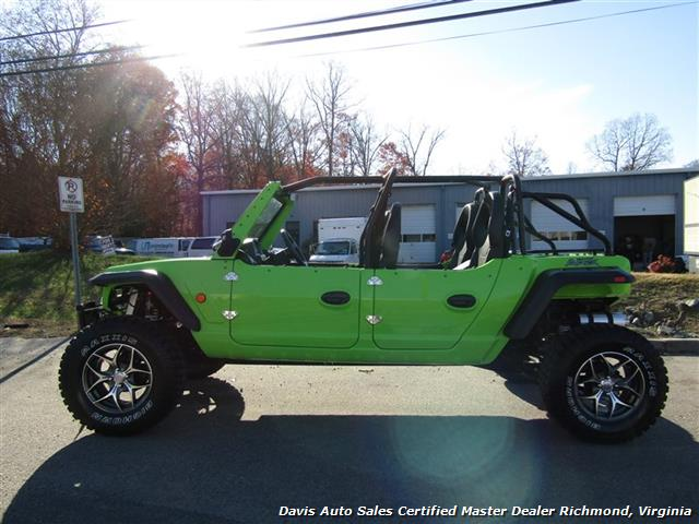 2017 Oreion Reeper4 Apex 1100cc 5 Speed Manual Off Road / Street Driveable Side By Side 4X4 4 Door Buggy - Photo 2 - Richmond, VA 23237