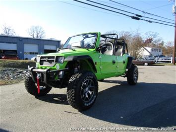 2017 Oreion Reeper4 Apex 1100cc 5 Speed Manual Off Road / Street Driveable Side By Side 4X4 4 Door Buggy