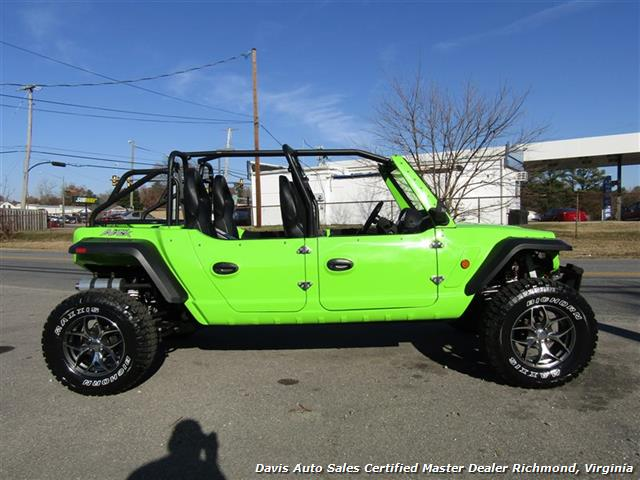 2017 Oreion Reeper4 Apex 1100cc 5 Speed Manual Off Road / Street Driveable Side By Side 4X4 4 Door Buggy - Photo 13 - Richmond, VA 23237
