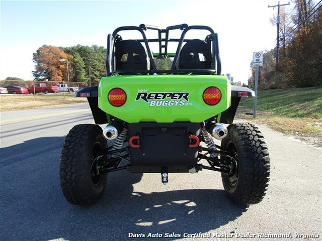 2017 Oreion Reeper4 Apex 1100cc 5 Speed Manual Off Road / Street Driveable Side By Side 4X4 4 Door Buggy - Photo 4 - Richmond, VA 23237