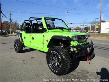 2017 Oreion Reeper4 Apex 1100cc 5 Speed Manual Off Road / Street Driveable Side By Side 4X4 4 Door Buggy - Photo 14 - Richmond, VA 23237