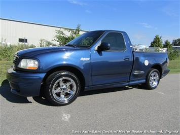 2002 Ford F-150 SVT Lightning Supercharged Regular Cab Flareside Truck
