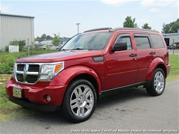 2007 Dodge Nitro SLT 4X4 Loaded SUV