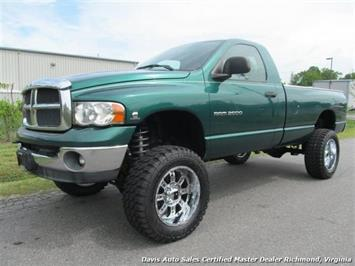 2003 Dodge Ram 2500 SLT 2dr Regular Cab Truck