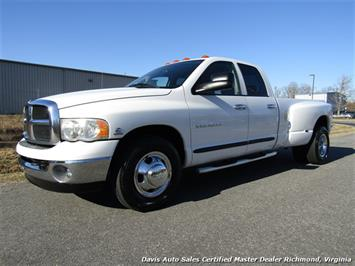 2005 Dodge Ram 3500 SLT Cummins Diesel 5.9 Extended Quad Cab Long Bed Truck