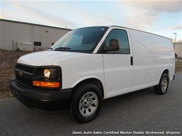 2012 Chevrolet Express 1500 Cargo Van Van