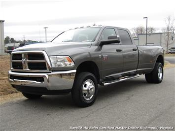 2012 Dodge Ram 3500 ST Cummins 6.7 Diesel Dually 4X4 Crew Cab Long Bed Truck