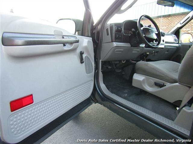 2005 Ford F-250 Super Duty XL 4X4 SuperCab Long Bed - Photo 17 - Richmond, VA 23237