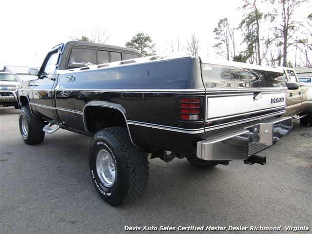 Chevrolet Tires New Richmond >> 1980 Chevrolet Silverado Classic C K 10 Custom Lifted 4X4 OBS Square Body Regular Cab LB