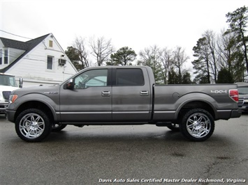 2009 Ford F-150 Platinum Lariat 4X4 Crew Cab Short Bed - Photo 2 - Richmond, VA 23237