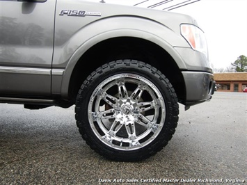 2009 Ford F-150 Platinum Lariat 4X4 Crew Cab Short Bed - Photo 10 - Richmond, VA 23237