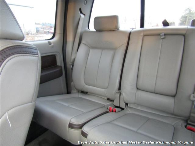 2009 Ford F-150 Platinum Lariat 4X4 Crew Cab Short Bed - Photo 16 - Richmond, VA 23237