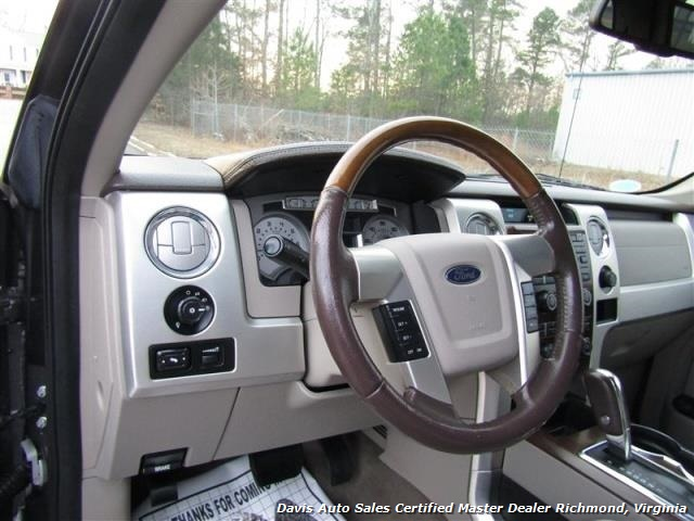 2009 Ford F-150 Platinum Lariat 4X4 Crew Cab Short Bed - Photo 6 - Richmond, VA 23237