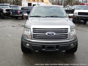 2009 Ford F-150 Platinum Lariat 4X4 Crew Cab Short Bed - Photo 32 - Richmond, VA 23237