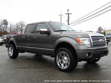 2009 Ford F-150 Platinum Lariat 4X4 Crew Cab Short Bed - Photo 13 - Richmond, VA 23237