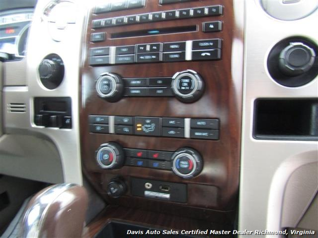 2009 Ford F-150 Platinum Lariat 4X4 Crew Cab Short Bed - Photo 26 - Richmond, VA 23237