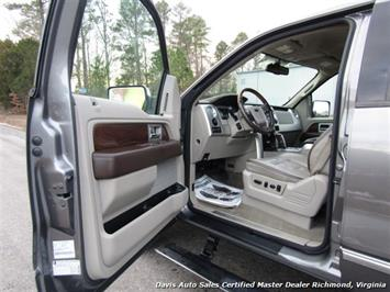 2009 Ford F-150 Platinum Lariat 4X4 Crew Cab Short Bed - Photo 18 - Richmond, VA 23237