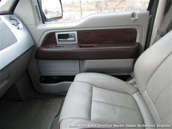 2009 Ford F-150 Platinum Lariat 4X4 Crew Cab Short Bed - Photo 8 - Richmond, VA 23237